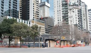 Land Surveying Melbourne | South Bank Place | Vicland Surveying